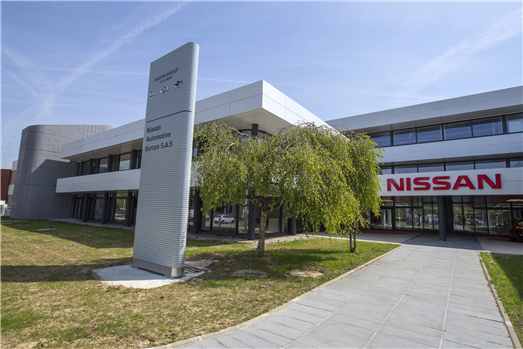 Nissan Europe Office Building